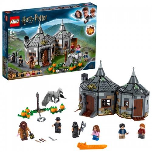 Hagrid's Hut: Buckbeak's...