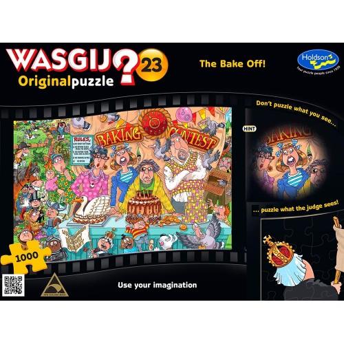 WASGIJ? ORIGINAL 23 BAKE OFF!