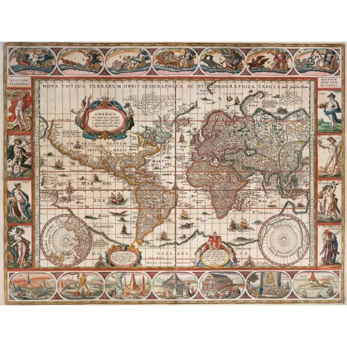 Ravensburger - 1650 World Map