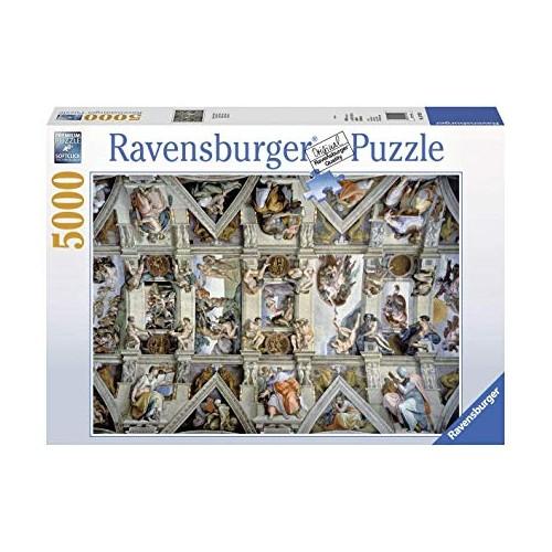 Ravensburger - Sistine Chapel 5000 pcs