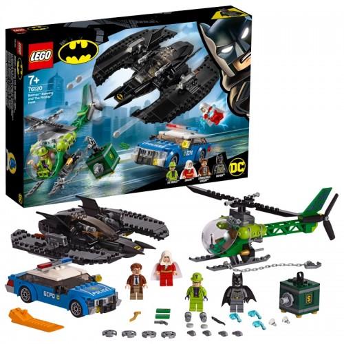 Batman: Batwing and the Riddler Heist