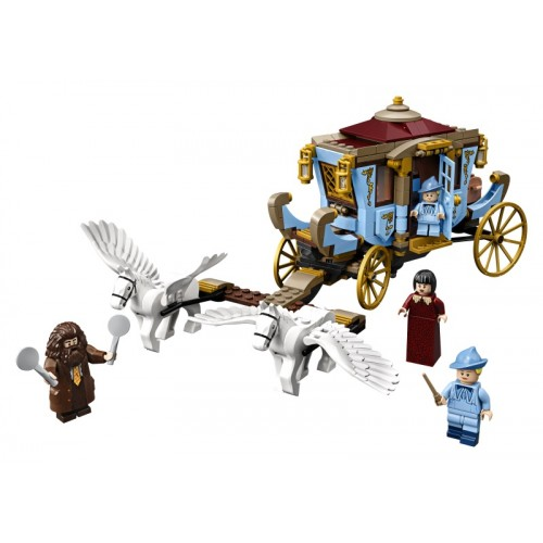 Beauxbatons' Carriage:...