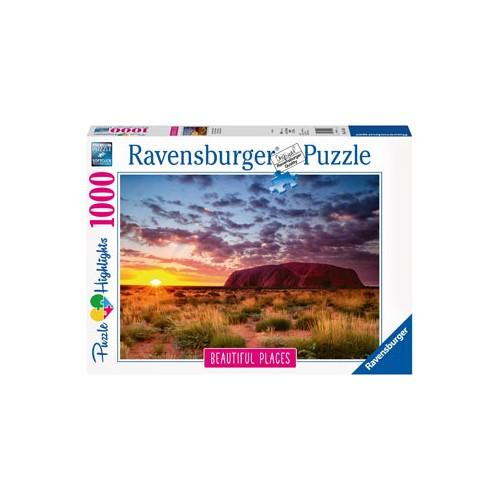 Ravensburger - Ayers Rock, Australia Puzzle 1000pc