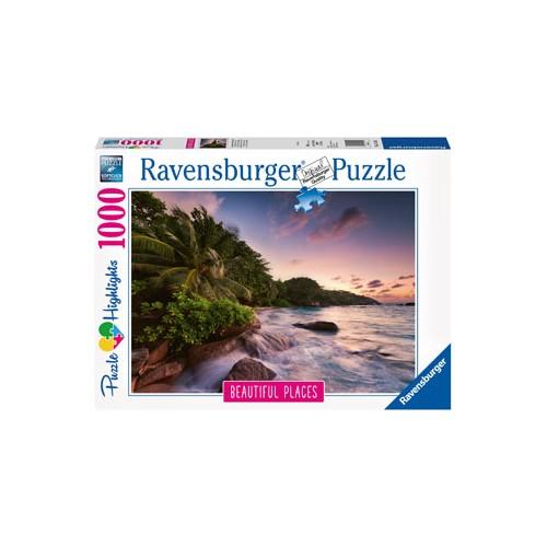 Ravensburger - Praslin Island, Seychelles1000pc