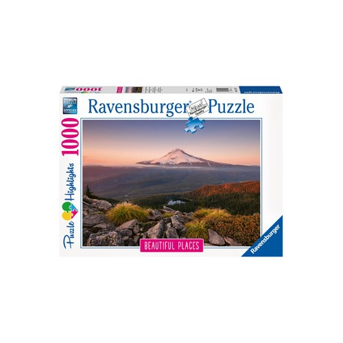 Ravensburger - Mount Hood, Oregon, USA Puzzle 1000pc