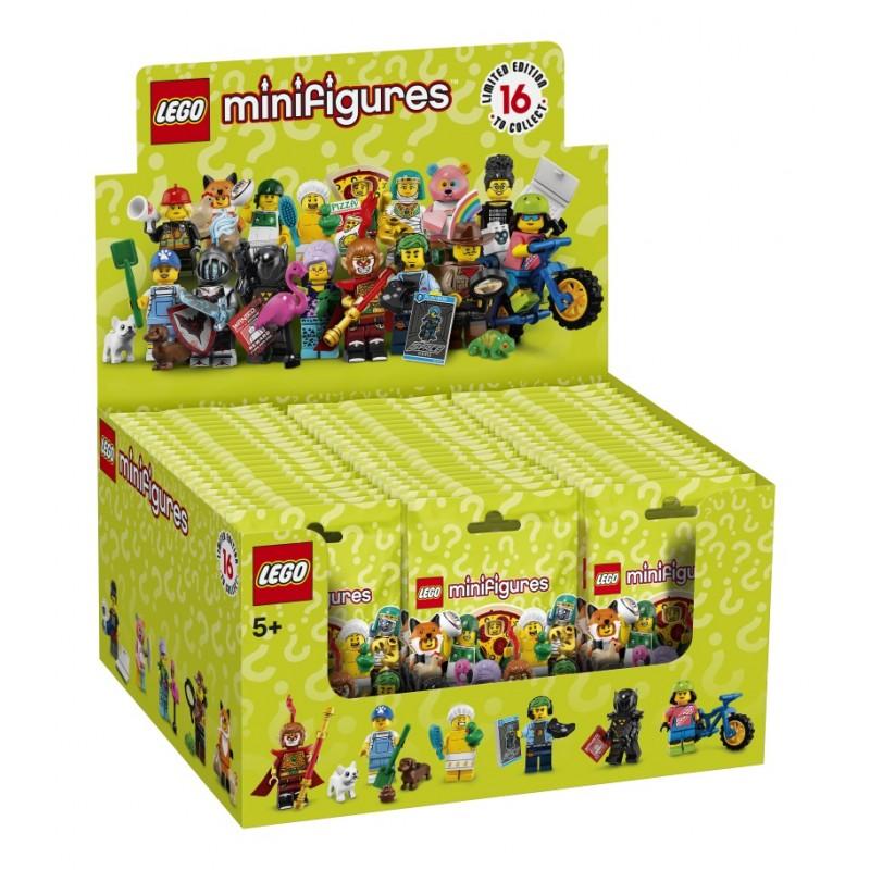 LEGO Series 19 minifigures - sealed box of 60