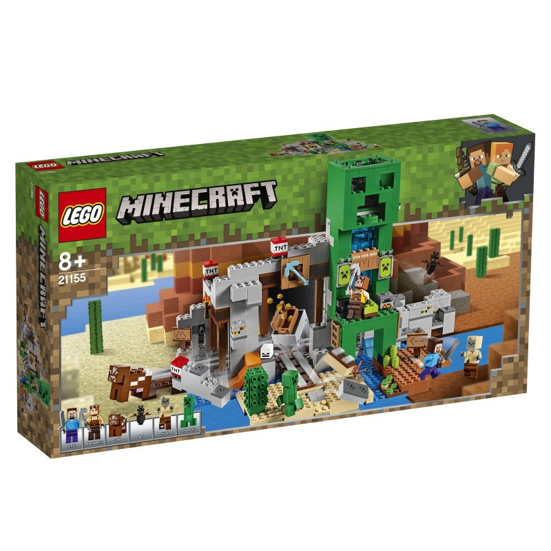 The Creeper Mine
