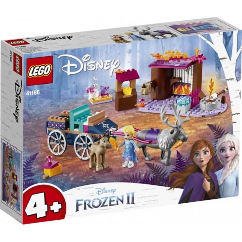 Elsa's Wagon Adventure