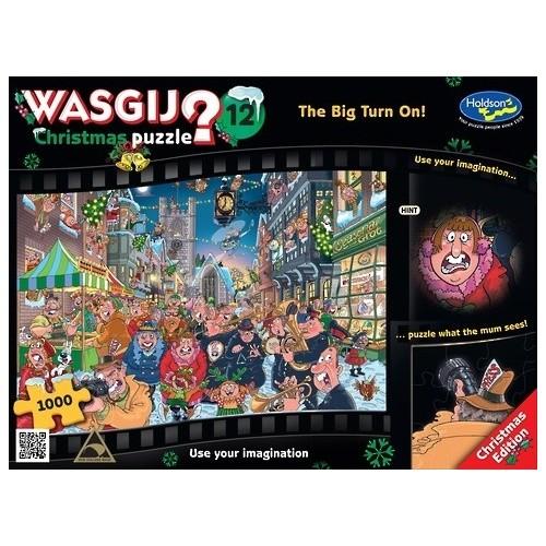 WASGIJ? Christmas 12 The Big Turn On!