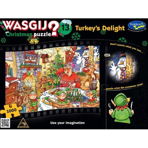 WASGIJ? Christmas 13 Turkey Delight
