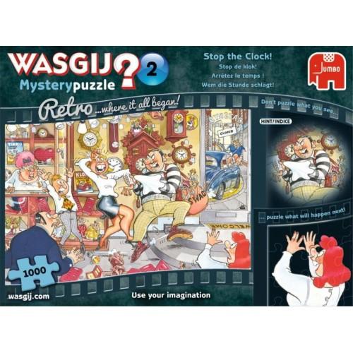 WASGIJ? Retro 2 Mystery Stop the Clock