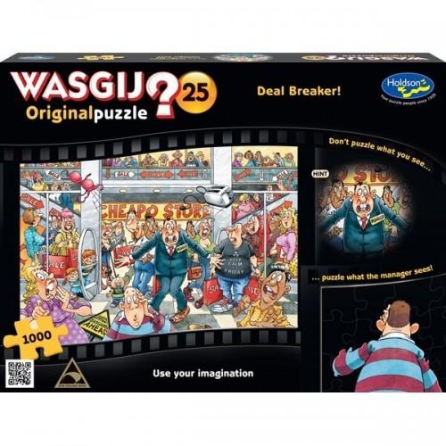 WASGIJ? Original 25 Deal Breaker!