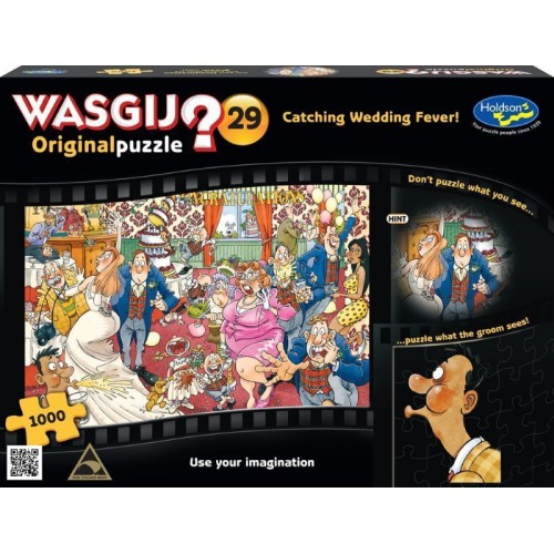 WASGIJ? Original 29 Catching Wedding Fever