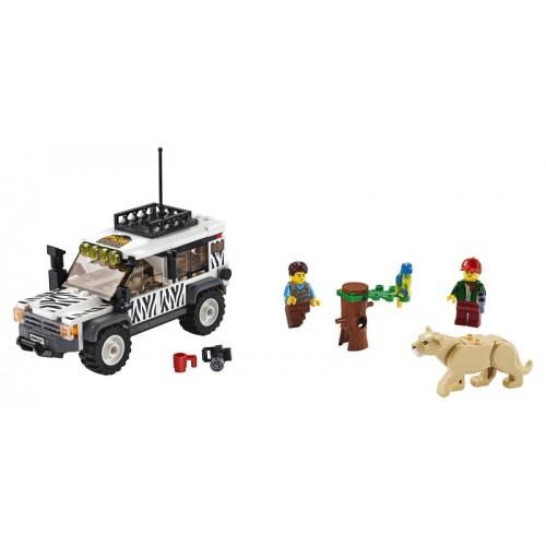 Safari Off Roader