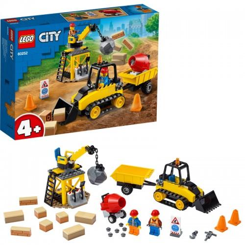 Construction Bulldozer