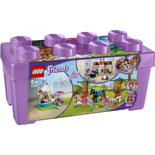 Heartlake City Brick Box