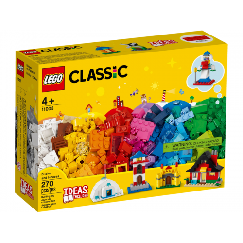 Bricks and Houses