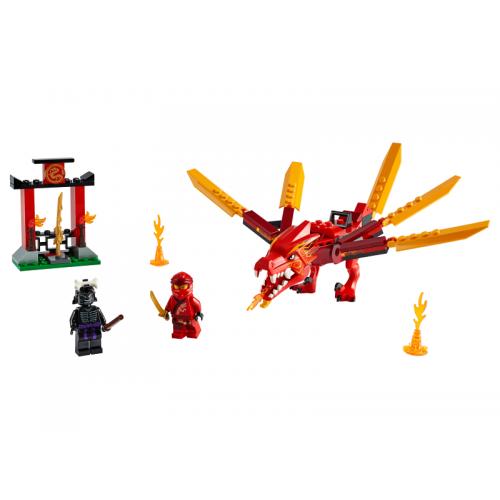 Kai's Fire Dragon
