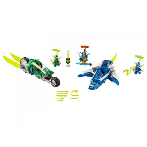 Jay and Lloyd's Velocity Racers