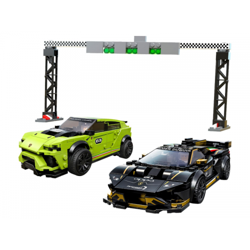 Lamborghini Urus ST-X & Lamborghini Huracán Super Trofeo EVO