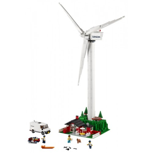 Vestas Wind Turbine (Retired)