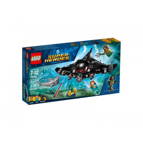 Aquaman Black Manta Strike