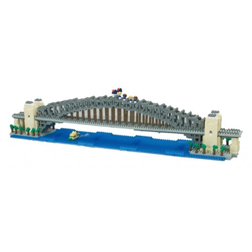 Nanoblocks Deluxe Harbour Bridge