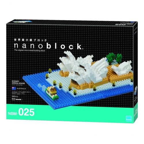 Nanoblocks Deluxe Sydney...