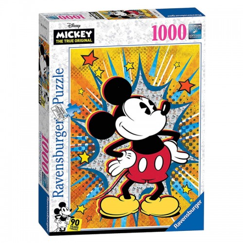 Ravensburger - The Best Disney Themes 1000pc Jigsaw