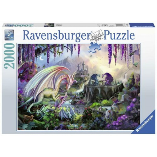Ravensburger - Dragon Valley 2000pc