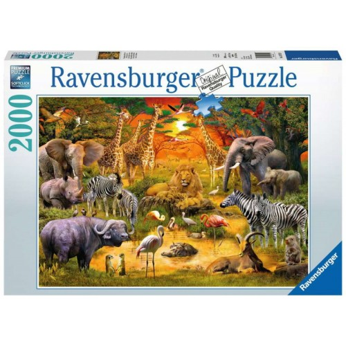 Ravensburger - Gathering at...