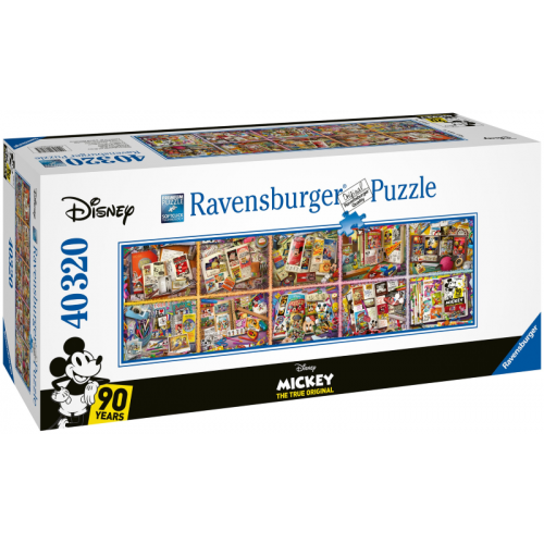 Ravensburger Disney Mickey Through The Years 40320 Pieces