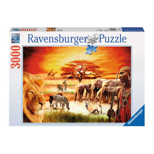 Ravensburger - Oceanic Wonders 3000pc