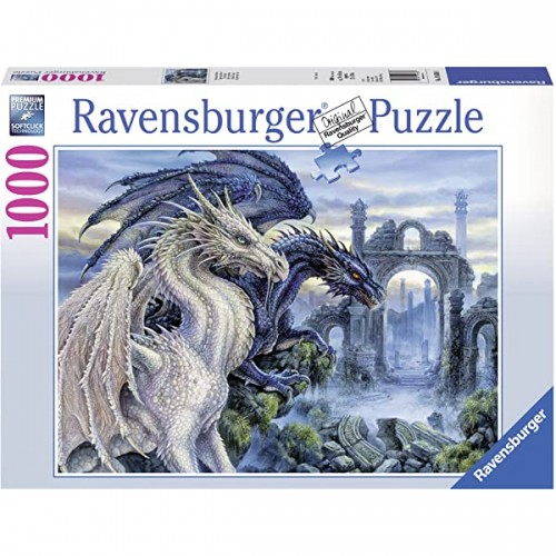 Ravensburger - Morning Glory 1000pc Jigsaw