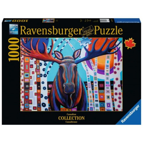 Ravensburger - Winter Moose...