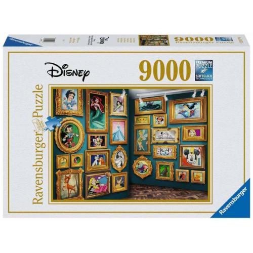 Ravensburger - Disney Museum Puzzle 9000pc