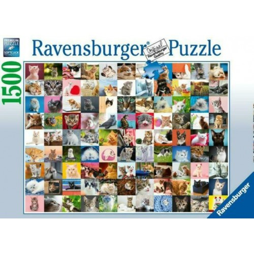 Ravensburger - 99 Cats...