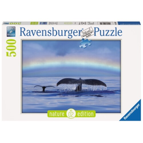 Ravensburger - Blue Horizons 500pc Jigsaw 146642