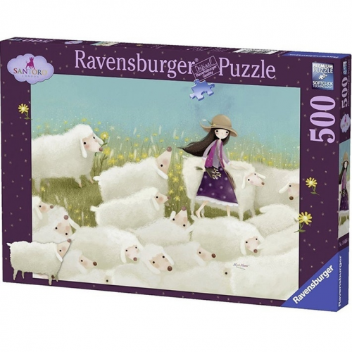 Ravensburger - Buttercup Meadow 500pc Jigsaw 146864