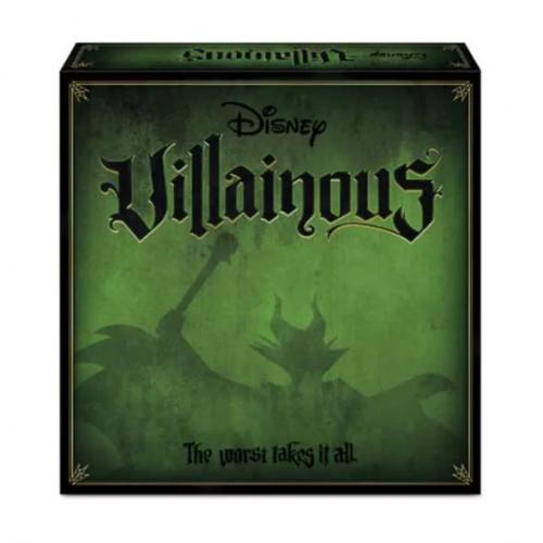 Disney Villainous The Worst...