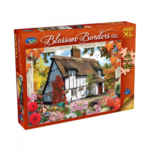 Blossom Boarders, Sedum Cottage 500XL pieces 77089