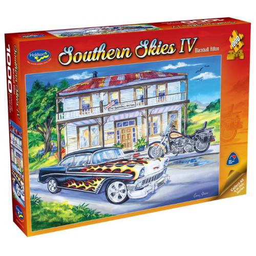 Southern Skies IV, Blackball Hilton 1000 pieces 77015