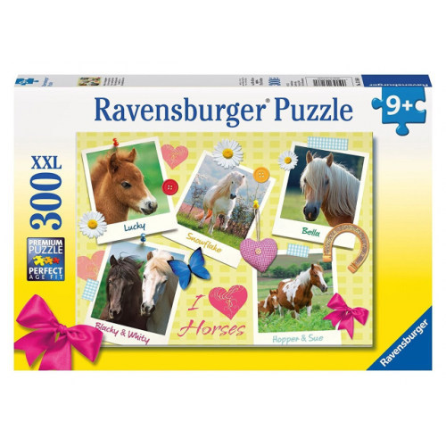 Ravensburg - Happy Animal Buddies 300pc XXL