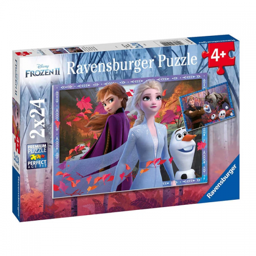 Ravensburger -Frosty...
