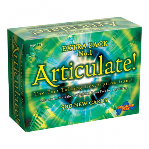 Articulate Extra Pack No.1