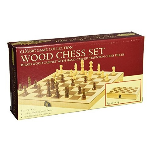 Chess Set (wooden)
