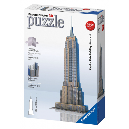 Empire State Building 3D Puzzle 216pc