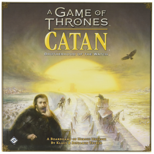 CATAN - A Game of Thrones - Brotherhood of the watch