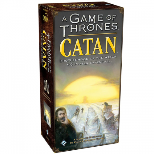 CATAN - Game of Thrones - 5-6 Expansion