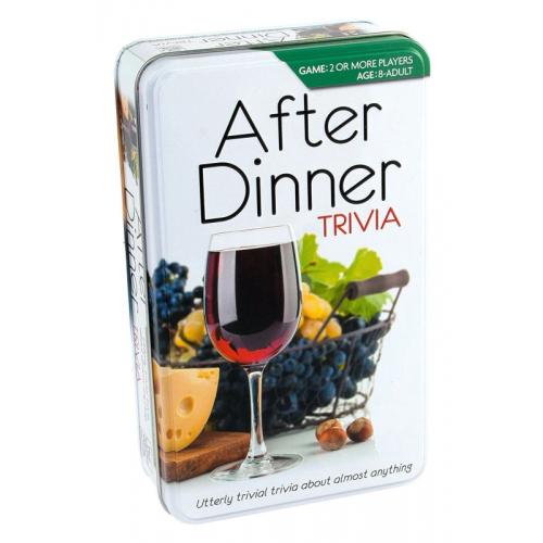After Dinner Trivia (Tin)